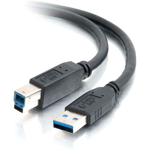 C2G 1m USB 3.0 A Male To B Male Cable (3.2ft) 300/500