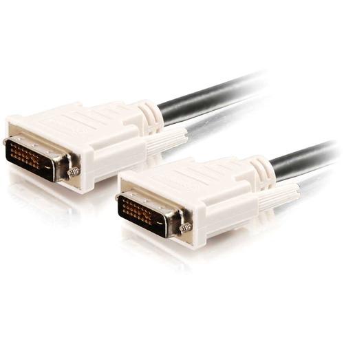 C2G 2m DVI-D Dual Link Digital Video Cable - DVI Cable - 6ft