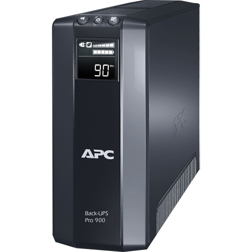 APC by Schneider Electric Back-UPS Pro BR900GI 900 VA Tower UPS