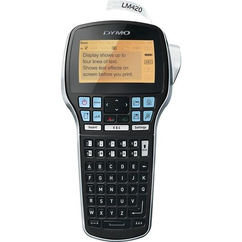 Dymo LabelManager 420P Portable Labelmaker 300/500