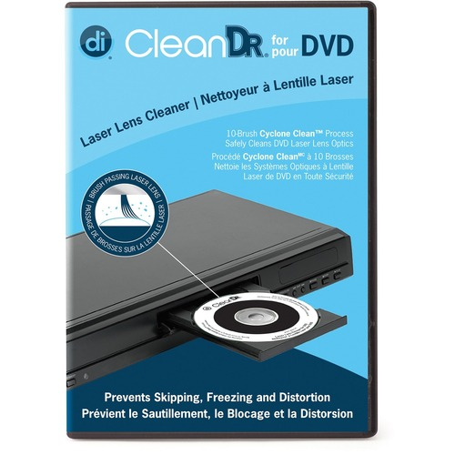 Digital Innovations CleanDr 4190200 Lens Cleaner 300/500