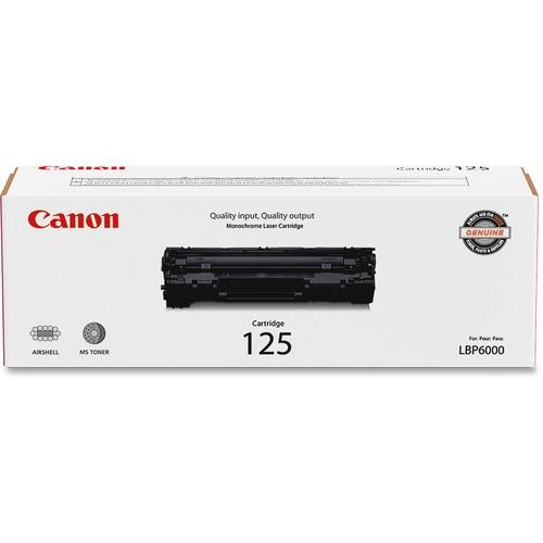 Canon No. 125 Original Toner Cartridge 300/500