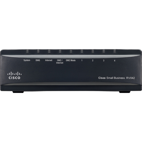 Refurbished: Cisco RV042 Security Router
