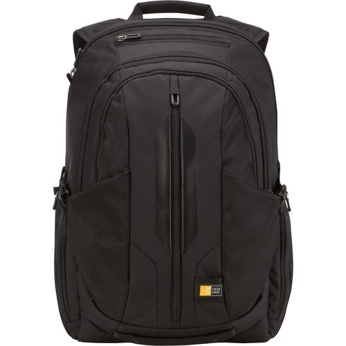"""Case Logic RBP-117 Carrying Case (Backpack) for 17.3"""" Notebook - Black"""