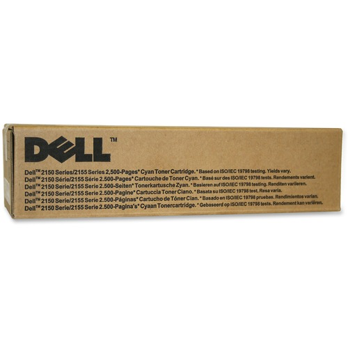Dell 769T5 Original Toner Cartridge 300/500