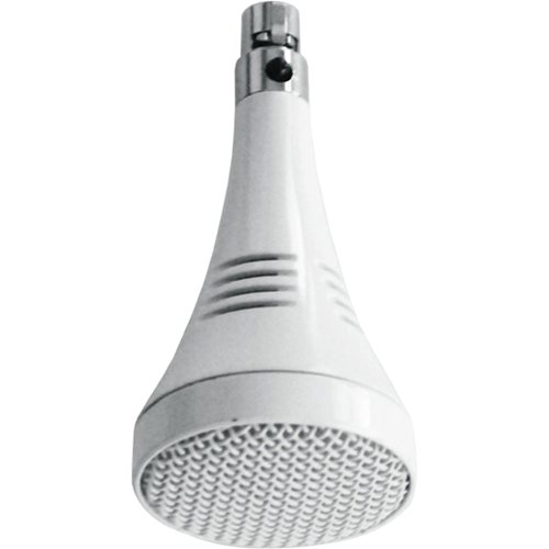 ClearOne Wired Condenser Microphone - White