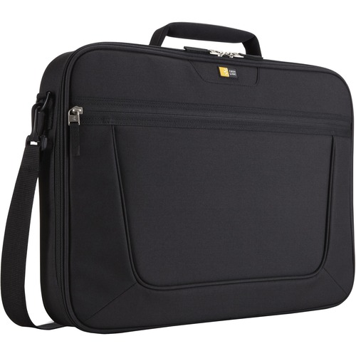 "Case Logic VNCI 215 Carrying Case (Briefcase) For 15"" To 16"" Notebook   Black 300/500"