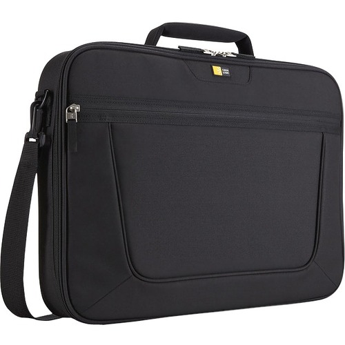"""Case Logic VNCI-217 Carrying Case (Briefcase) for 17"""" to 17.3"""" Notebook - Black"""