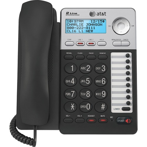 AT&T ML17929 Standard Phone   Silver 300/500