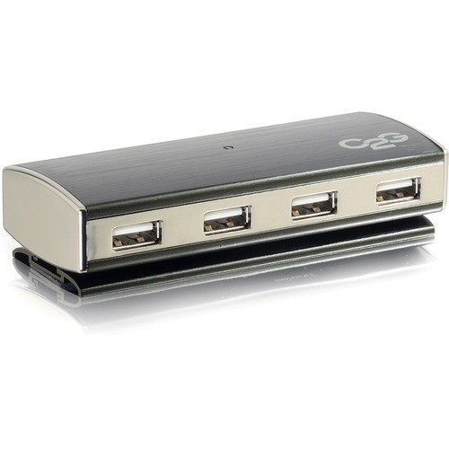 C2G 7 Port USB Hub For Chromebooks, Laptops And Desktops 300/500