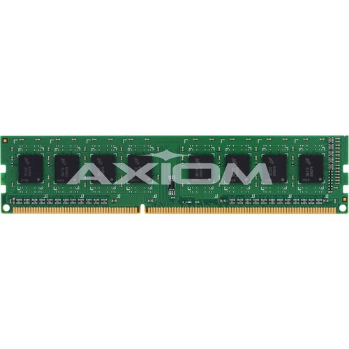 Axiom 4GB DDR3-1600 UDIMM for HP - B4U36AA, B4U36AT, B1S53AA, 655410-150