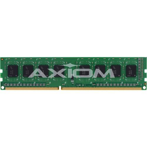 Axiom 8GB DDR3-1600 UDIMM for HP - B4U37AA, B4U37AT, B1S54AA, B1S54AT