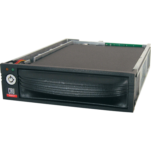 CRU DataPort 10 Drive Bay Adapter Internal - Black
