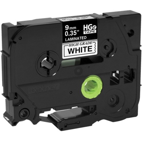 HIGH GRADE TAPES,5PK, BLACK ON WHITE