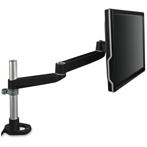 3M Mounting Arm for Flat Panel Display - Silver
