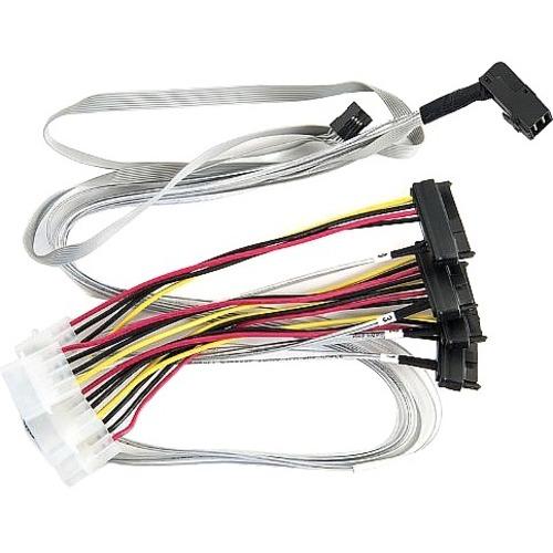 Microsemi Adaptec Mini-SAS HD/SAS Data Transfer Cable