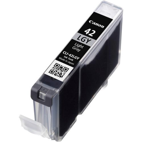 Canon CLI-42LGY Original Ink Cartridge - Light Gray