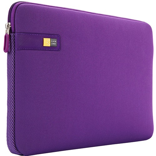 "Case Logic LAPS-113 Carrying Case (Sleeve) for 13"" to 13.3"" MacBook - Purple"