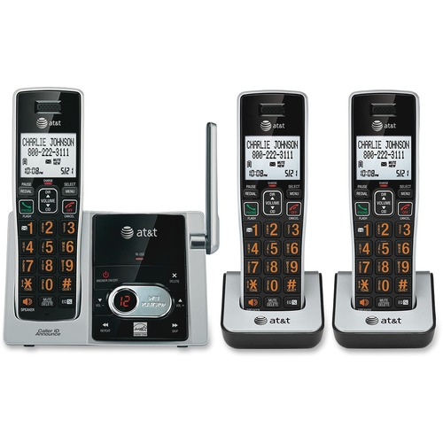 AT&T CL82313 DECT 6.0 Cordless Phone