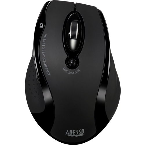 Adesso IMouse G25   Wireless Ergonomic Laser Mouse 300/500