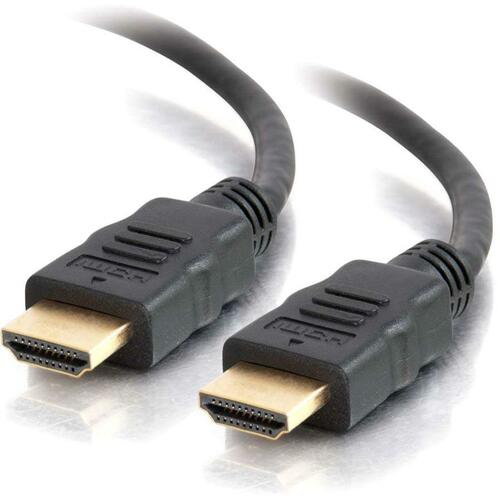 C2G 0.5m (1.6ft) 4K HDMI Cable with Ethernet - High Speed HDMI Cable - M/M