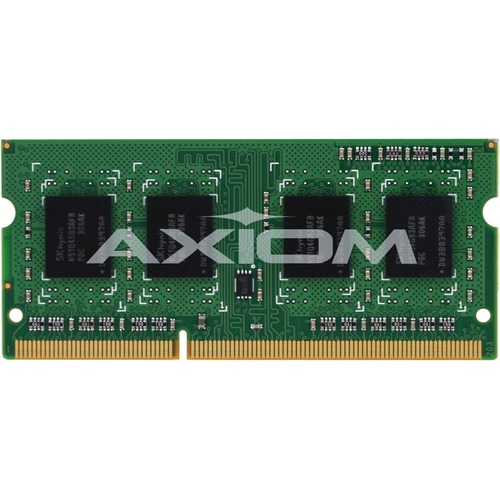 Axiom 8GB DDR3L-1600 Low Voltage SODIMM for Lenovo - 0B47381, 03X6657
