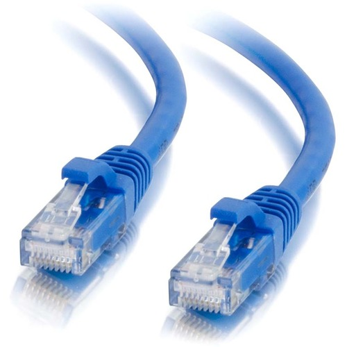 C2G 5ft Cat6a Snagless Unshielded (UTP) Network Patch Ethernet Cable Blue 300/500