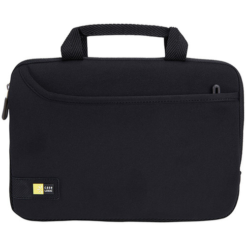 "Case Logic TNEO-110 Carrying Case (Attaché) for 10"" to 10.1"" iPad - Black"