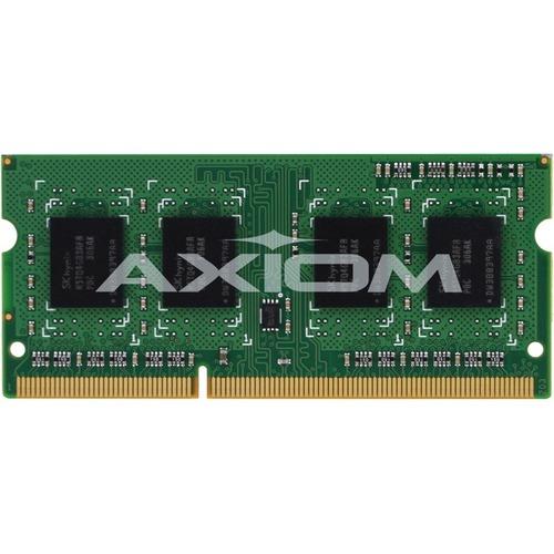 Axiom 8GB DDR3L-1600 Low Voltage SODIMM for HP - H6Y77AA, 693374-001