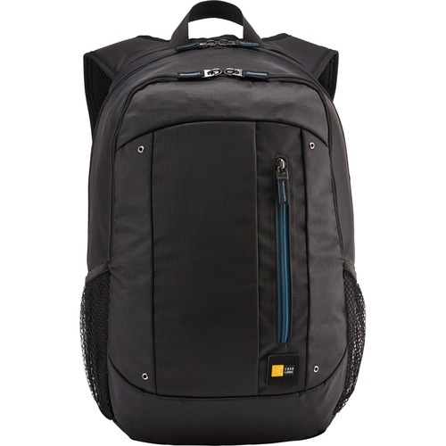 "Case Logic Jaunt WMBP-115 Carrying Case (Backpack) for 15"" to 16"" Notebook - Black"