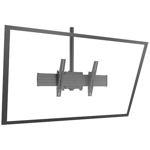 Chief FUSION XCM1U Ceiling Mount for Flat Panel Display, Digital Signage Display - Black