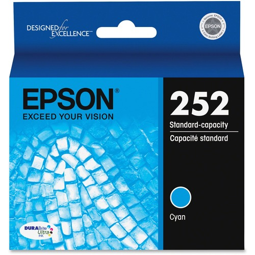 Epson DURABrite Ultra T252220 Original Ink Cartridge 300/500