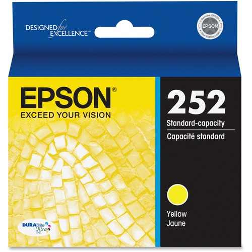 Epson DURABrite Ultra T252420 Original Ink Cartridge 300/500