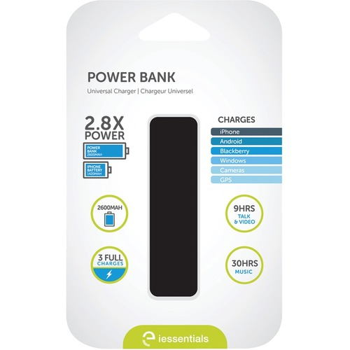 DigiPower Power Bank 300/500