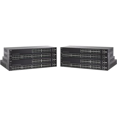 Cisco 50-Port Gigabit Smart Plus Switch