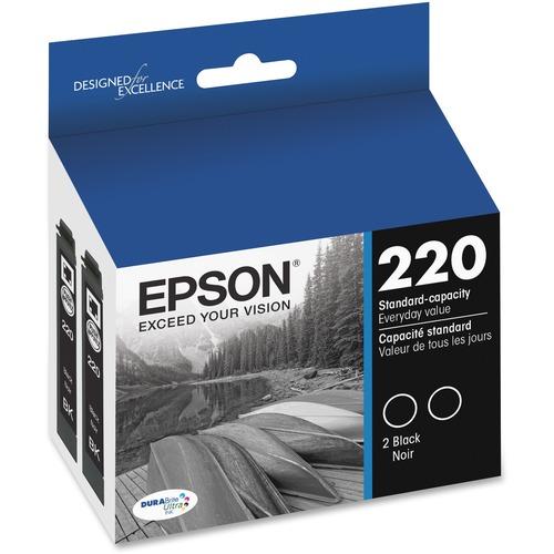 Epson DURABrite Ultra Ink T220 Original Ink Cartridge