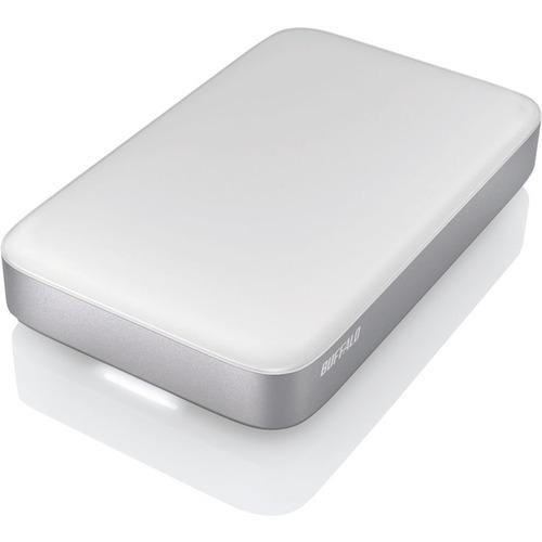BUFFALO MiniStation Thunderbolt USB 3.0 2 TB Portable Hard Drive (HD-PA2.0TU3)
