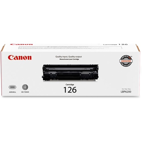 Canon 126 Original Ink Cartridge 300/500