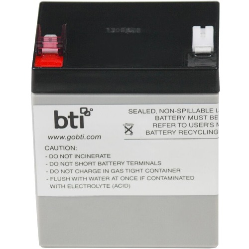 BTI Replacement Battery RBC46 for APC - UPS Battery - Lead Acid