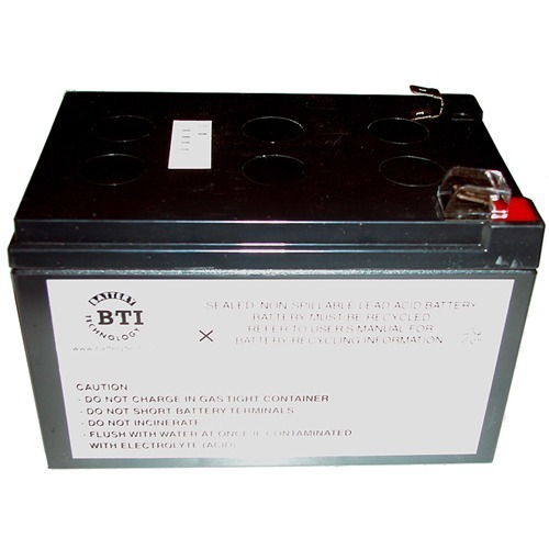 BTI Replacement Battery RBC4 for APC - UPS Battery - Lead Acid