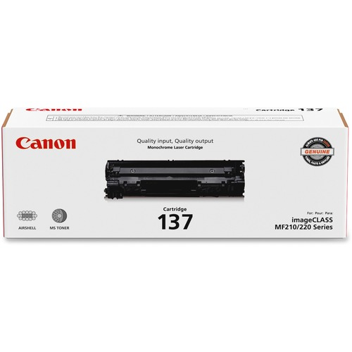 Canon 137 Original Toner Cartridge 300/500