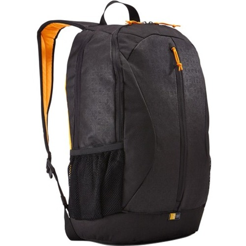 "Case Logic Ibira IBIR-115 Carrying Case (Backpack) for 10.1"" to 16"" Notebook - Black"