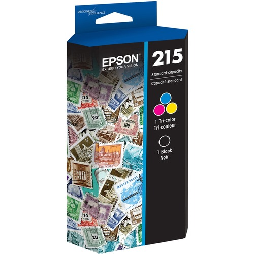Epson T215120 BCS Multi Pack Ink Cartridge , Black 300/500