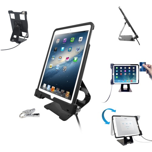 CTA Digital Anti-Theft Security Case with POS Stand