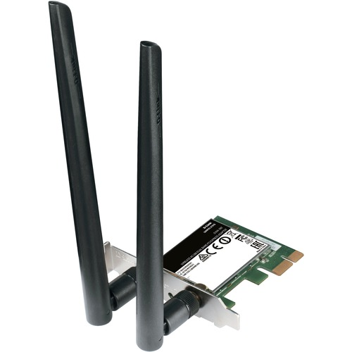 D Link DWA 582 IEEE 802.11ac   Wi Fi Adapter For Desktop Computer 300/500
