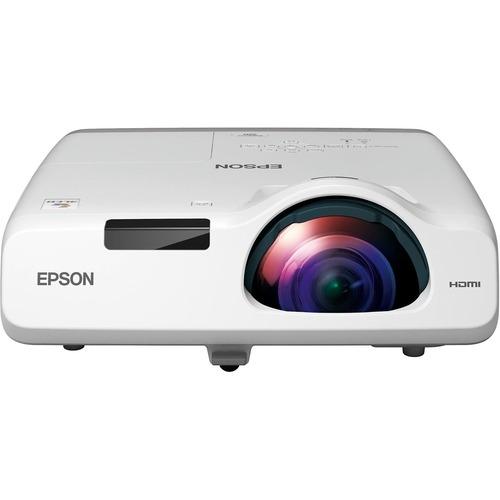 Epson PowerLite 520 Short Throw LCD Projector - 4:3 - White
