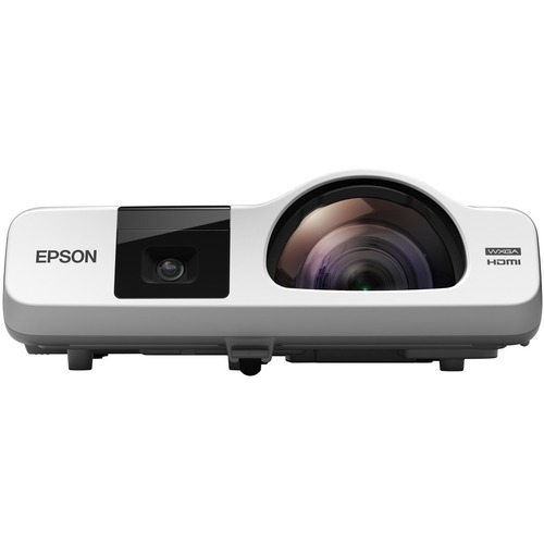 Epson BrightLink 536Wi Short Throw LCD Projector - 16:10 - White