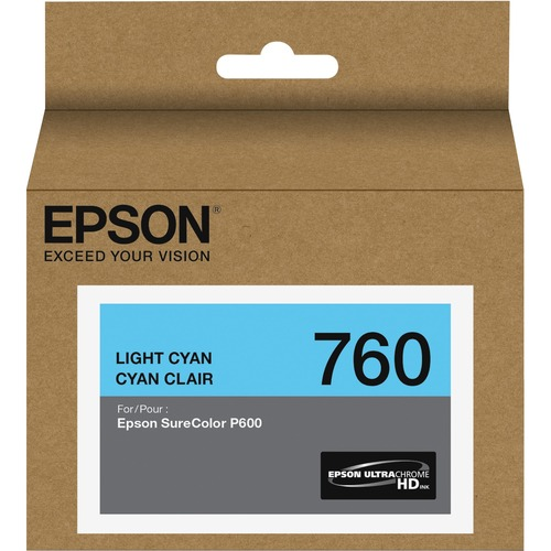 Epson UltraChrome HD T760 Original Ink Cartridge 300/500