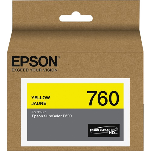 Epson UltraChrome HD Original Ink Cartridge 300/500