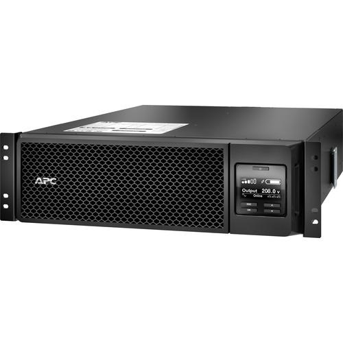 APC By Schneider Electric Smart UPS SRT 5000VA RM 208V 300/500